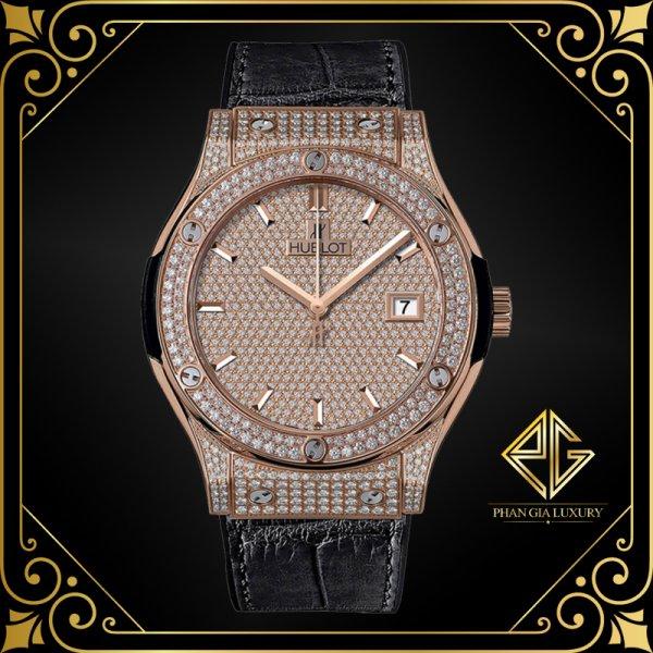 bán đồng hồ hublot fake